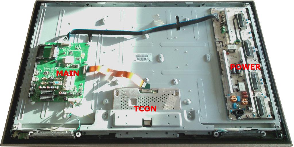 Lcd De Pour Réaliser Tv Lumière Source Modification D'une Une H9eWDIYbE2