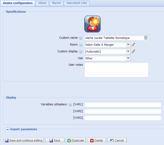 smartvoice_httpact_configuration