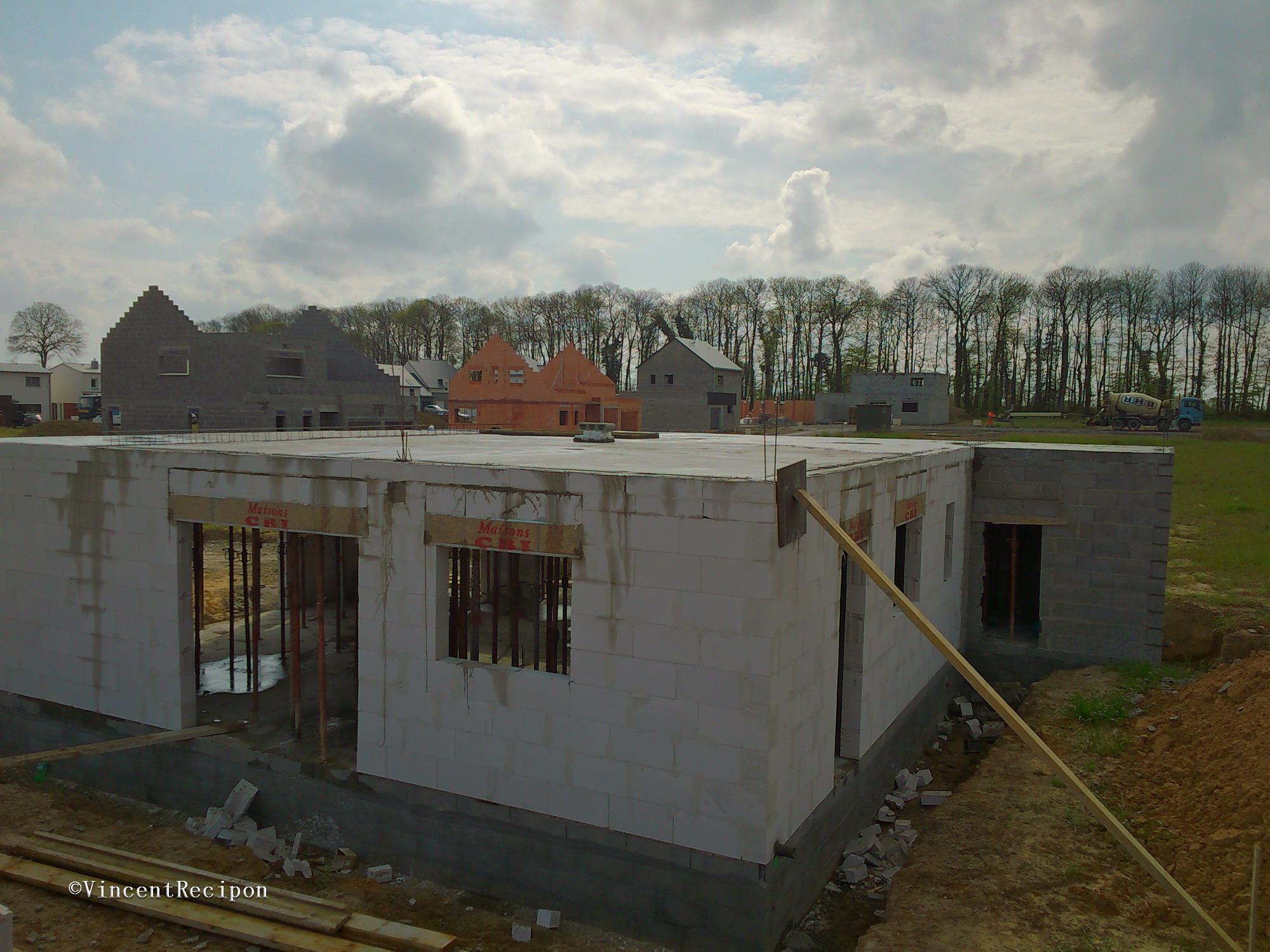 Design maison beton cellulaire en r 3 strasbourg 13 for Maison de la literie strasbourg